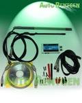 DISCO Express — комплект на основе DISCO-2 USB осциллографа для проведения экспресс диагностики зажигания, стартера, генератора, топливоподачи и др. емкостными и индуктивными датчиками-линейками. Работает с ПО Мотор-Мастер и DiSco Express.
