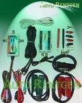 Мотор-тестер (DIS-4) — диагностический комплект на основе на основе осциллографа DISCO-2 USB и адаптера Spark Master предназначен для снятия параметров с высоковольтных проводов зажигания с 4х-цилиндровых двигателей.